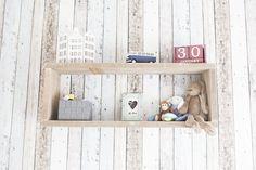 steigerhout plank aan muur - Google zoeken
