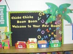 Kindergarten bulletin Boards sayings | Aloha Kindergarten!: Bulletin Board Linky Party