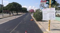 Bari Enel Open Fiber: iniziati i lavori di ripristino del manto stradale
