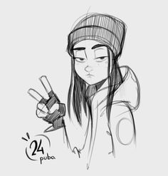 ArtStation - Pack of random sketches 2, Puba 24