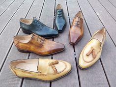 #shoemakers handmade brogues handmade shoes
