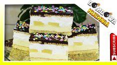 Krispie Treats, Rice Krispies, Vanilla Cake, Tiramisu, Ethnic Recipes, Youtube, Food, Pineapple, Bakken