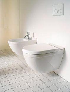 Duravit Starck 3: Waschtische, WCs & Bidets | Duravit