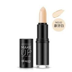 Makeup Contour Stick Contouring Highlighter Bronzer 3D Face Foundation Natural Isolation Cream Concealer Pen - Ivory white