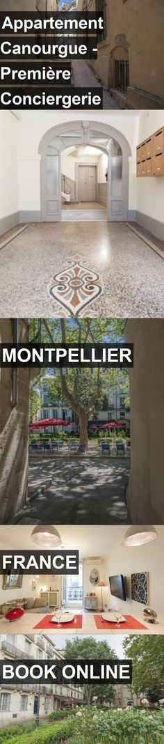 Hotel Appartement Canourgue - Première Conciergerie in Montpellier, France. For more information, photos, reviews and best prices please follow the link. #France #Montpellier #AppartementCanourgue-PremièreConciergerie #hotel #travel #vacation