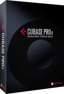Cubase Pro 8 Digital Audio Workstation (DAW)