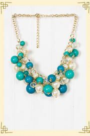 fransecas statement necklaces. say yes