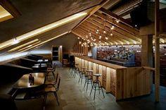 Pallet Wooden Bar
