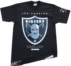 Streetwise Rioters T-Shirt