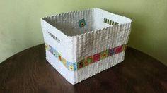 Laundry Basket, Wicker, Organization, Facebook, Home Decor, Farmhouse Rugs, Getting Organized, Organisation, Decoration Home