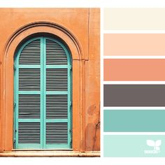 Color Window ❤ liked on Polyvore featuring design seeds