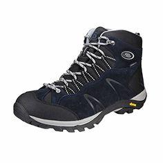 Bruetting SUMMIT HIGH, Damen Trekking- & Wanderstiefel, Grau (GRAU/PINK/SCHWARZ), 39 EU (6 Damen UK)