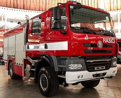 Tatra T158–8P5RA3.411 4×4.2 Phoenix Crew Cab CAS 20 4x4, Emergency Vehicles, Central Europe, Fire Dept, Fire Engine, Police Cars, Eastern Europe, Fire Trucks, Czech Republic