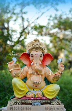 Ganesh ji Jai Ganesh, Ganesh Lord, Ganesh Idol, Ganesh Statue, Shree Ganesh, Shri Ganesh Images, Ganesh Chaturthi Images, Ganpati Bappa Wallpapers, Ganesh Photo