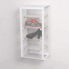 Kenkähylly, Tica Copenhagen. Käytännöllinen kenkähylly jonka voi ripustaa s...