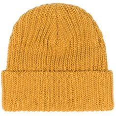 a4812d5ac2a Fisherman Beanie ( 26) ❤ liked on Polyvore featuring accessories