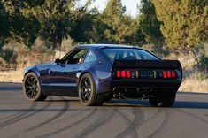 The coolest Mustang II ever. Brett Behren's Triton V10-powered Mustang Evolution, designed by Ben Hermance and built by A-Team Racing/SEMA Be Cool Bomber Project, on Grip Equipped Laguna wheels. Photos courtesy of Hot Rod Magazine. See more at: http://www.forgeline.com/customer_gallery_view.php?cvk=1376  #Forgeline #GripEquipped #Laguna #notjustanotherprettywheel #madeinUSA #Ford #Mustang #MustangII