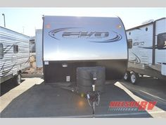 New 2016 Forest River RV EVO T2050 Travel Trailer at Nielson RV | Hurricane, UT | #EVO5175