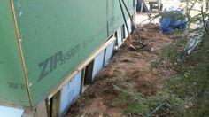 Fake walls Fake Walls, Carpentry Jobs, Faux Walls