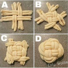 Як сформувати тісто - 30 покрокових ідей #dough #Ideas #shape #stepbyste ... - #Dough #ideas #Shape #stepbyste #ідей #покрокових #сформувати #Тісто #Як