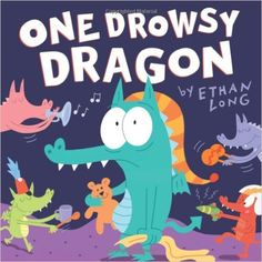 "One Drowsy Dragon - loud/soft (sing to the tune of ""Five Little Ducks"")"