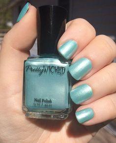 Hey, I found this really awesome Etsy listing at https://www.etsy.com/listing/286571049/pastel-blue-nail-polish-dinah-polish