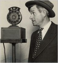 Will Rogers, famed Cherokee humorist, author, actor and political satirist.