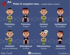 Piwke ñi zunguken mew / Cuando habla el corazón