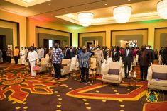 President Akufo-Addo has announced that government has made available ₵145million cedis for some selected Micro, Small and Medium sized Enterprises (MSMEs). Speaking at the launch of the Ghana Enterprises Agency (GEA), he said that the funding is to enable them grow into sustainable businesses capable of competing in the regional,... The post Government to support some selected small, medium enterprises with ¢145m – Akufo-Addo appeared first on Clickongh. Transformation Project, Gross Domestic Product, National Board, He Said That, Private Sector, Regional, Ghana, Product Launch, Entertainment