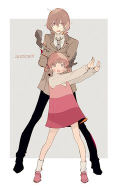 Rise is 20 before/during so Goro Akechi COULD have been Naoto's protege. If the above statement is true (and it is in my story) then a logical conclusion would be that Goro used to hang with the Investigation team and Nanako. Persona Five, Persona 5 Memes, Persona 5 Anime, Video Game Art, Video Games, Persona Crossover, Goro Akechi, Best Rpg, Shin Megami Tensei Persona