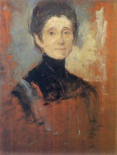 File:Olga Boznańska Autoportret 2.jpg