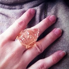 The Transparent Ring