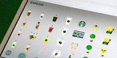 Starbucks Kendi Emojilerini Oluşturdu!