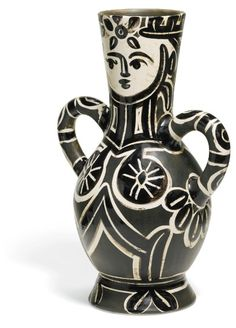 Picasso's Vase Deux Anses Hautes to see $23,500 with Sotheby's