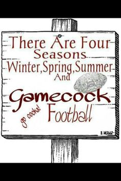 change to nole South Carolina Gamecocks Football, Gamecock Nation, Quotes For Shirts, Go Gamecocks, University Of South Carolina, Down South, Inspirational Quotes, House Divided, Sign