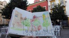 Sevilla Tote Bag, Bags, Travel Smash Book, Sevilla, Notebooks, Handbags, Totes, Bag, Tote Bags