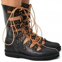 Gallic Shoes