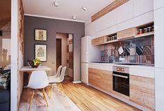 Tágas, szervezett, stílusos – ami egy 40 négyzetméteres lakásból kihozható | Életszépítők