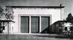 The massive doors of Josef Thorak's studio Berlin Photos, Chief Architect, Classical Architecture, Google Images, Exterior, The Originals, Rationalism, World, Outdoor Decor