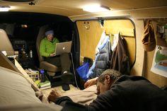 Honda Element Forum Camper Conversion Self Build Campervan, Build A Camper Van, Truck Camper, Camper Trailers, Camping Box, Minivan Camping, Camping Ideas, Astro Van, Van Dwelling