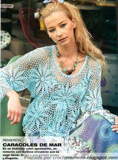 Crochetemoda: Maio 2013