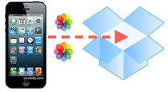 Set up Dropbox to automatically back up your iPhone photos to the cloud
