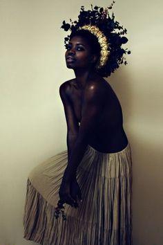 black women models names Black Girls Rock, Black Girl Magic, Sexy Ebony Girls, Black Goddess, My Black Is Beautiful, Black Women Art, Mo S, African Beauty, African Style