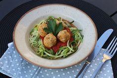 Spaghetti boulettes un peu légumisés (vegan)