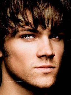 Jared Padalecki from Supernatural (apparently I pinned this twice it's so nice)