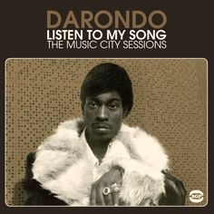 Darondo - Didn't I (Official Audio) ...no need for words