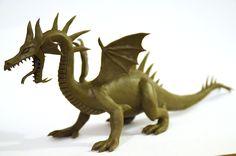 Maleficent Dragon by ClayPita