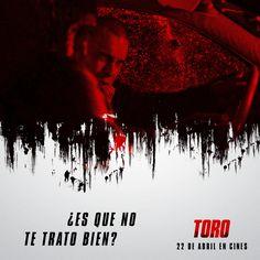 """Toro con Mario Casas y Luis Tosar: """"¿Es que no te trato bien?"""""""