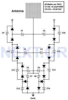 Free energy collector circuit - img1