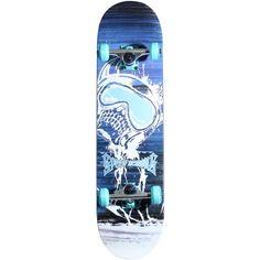 Speed Demon 29 Series Complete Skateboard, 31 inch x 7.75 inch, Red